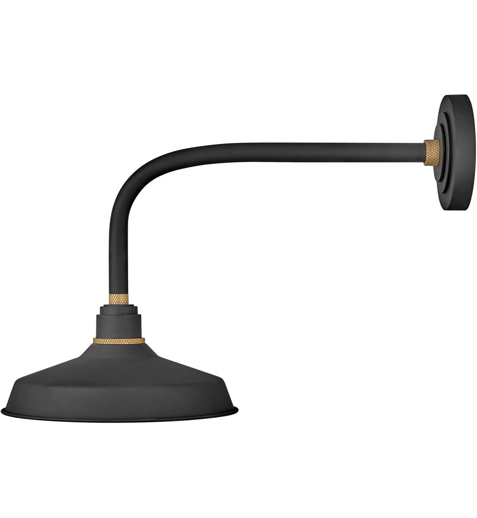 """Foundry Classic 16"""" Outdoor Wall Sconce"""