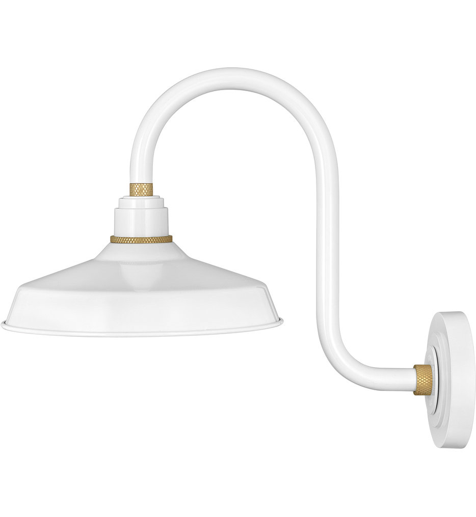 """Foundry Classic 17"""" Outdoor Wall Sconce"""