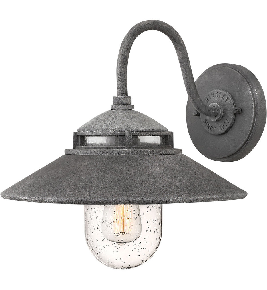 """Atwell 11.75"""" Outdoor Wall Sconce"""