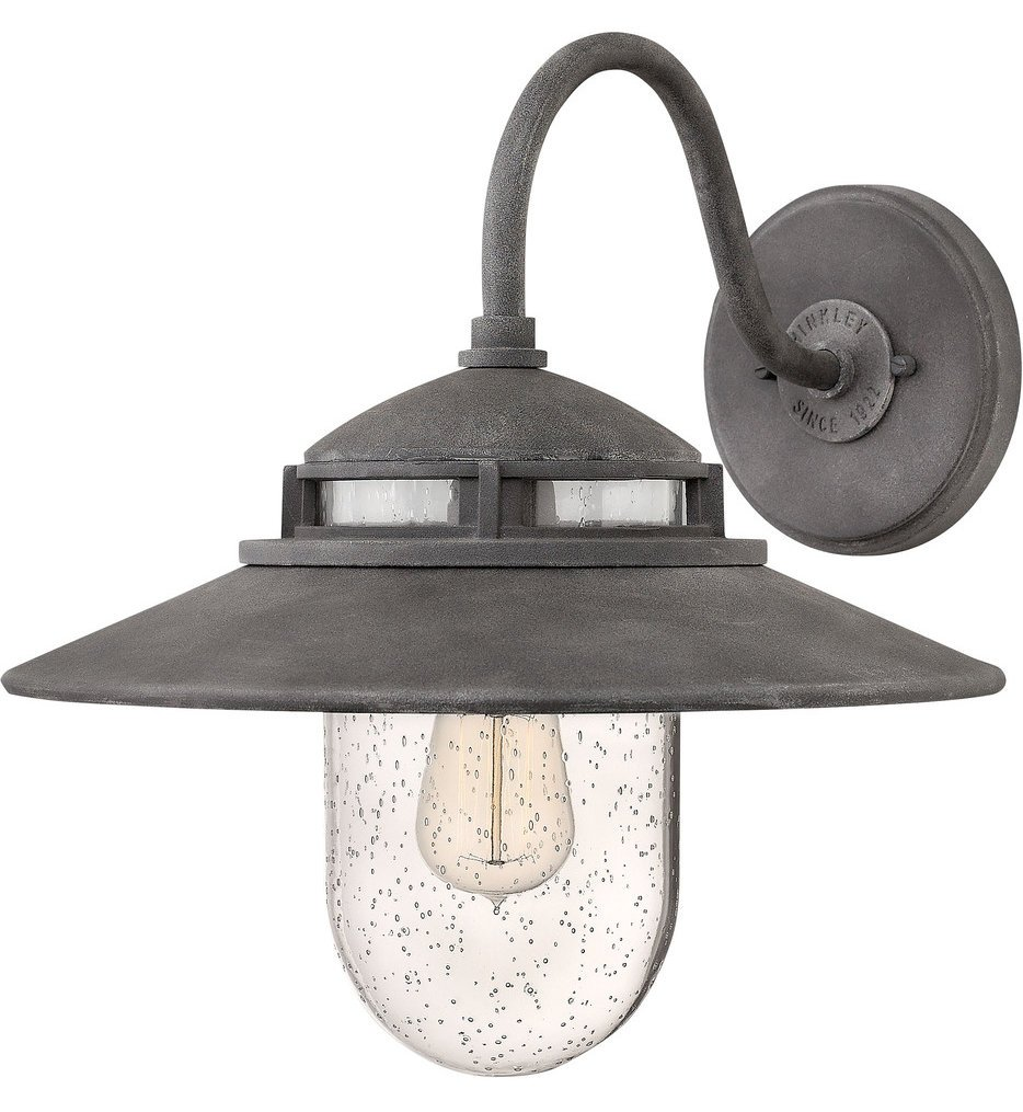 """Atwell 15.25"""" Outdoor Wall Sconce"""