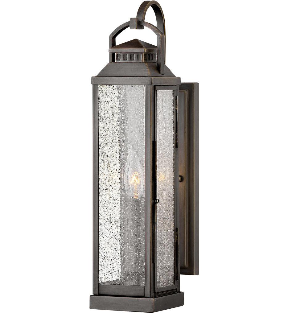 """Revere 17.5"""" Outdoor Wall Sconce"""
