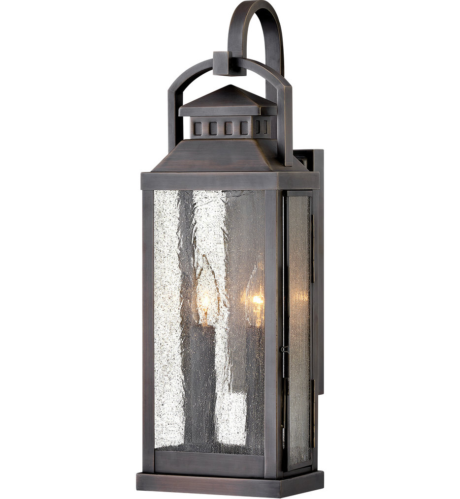 """Revere 21.75"""" Outdoor Wall Sconce"""