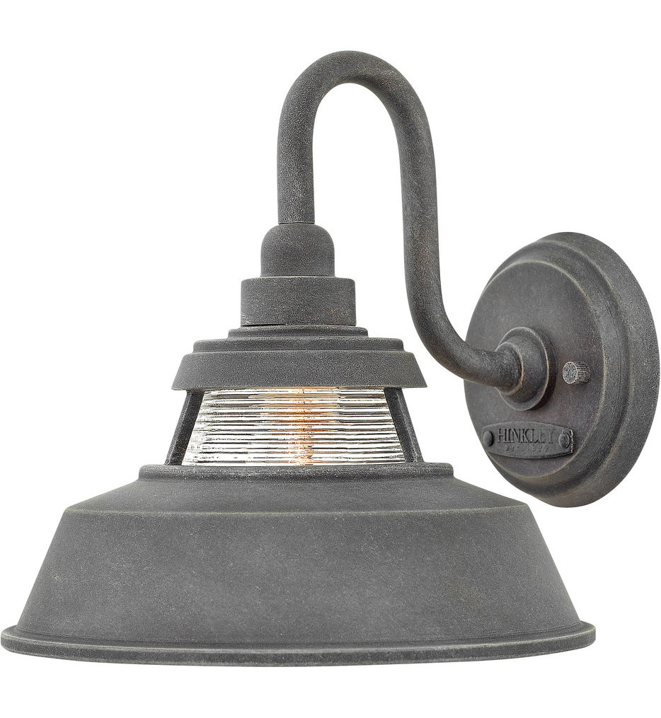 """Troyer 10"""" Outdoor Wall Sconce"""