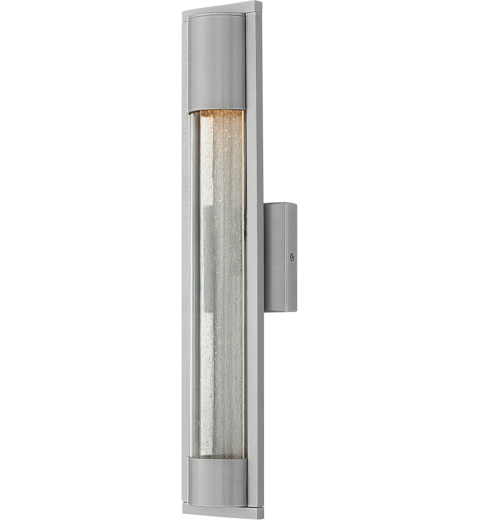 """Mist 22"""" Outdoor Wall Sconce"""