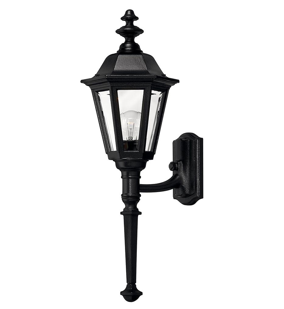 """Manor House 25"""" Outdoor Wall Sconce"""