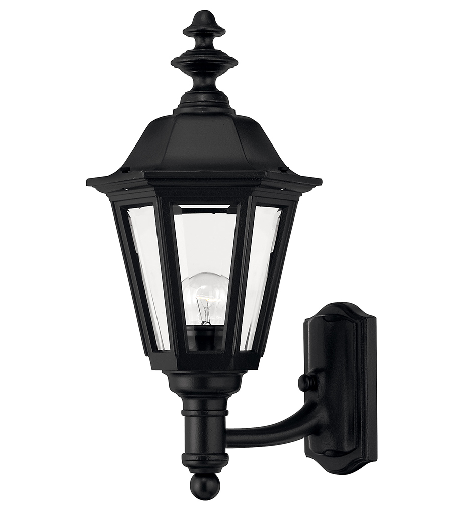 """Manor House 18"""" Outdoor Wall Sconce"""