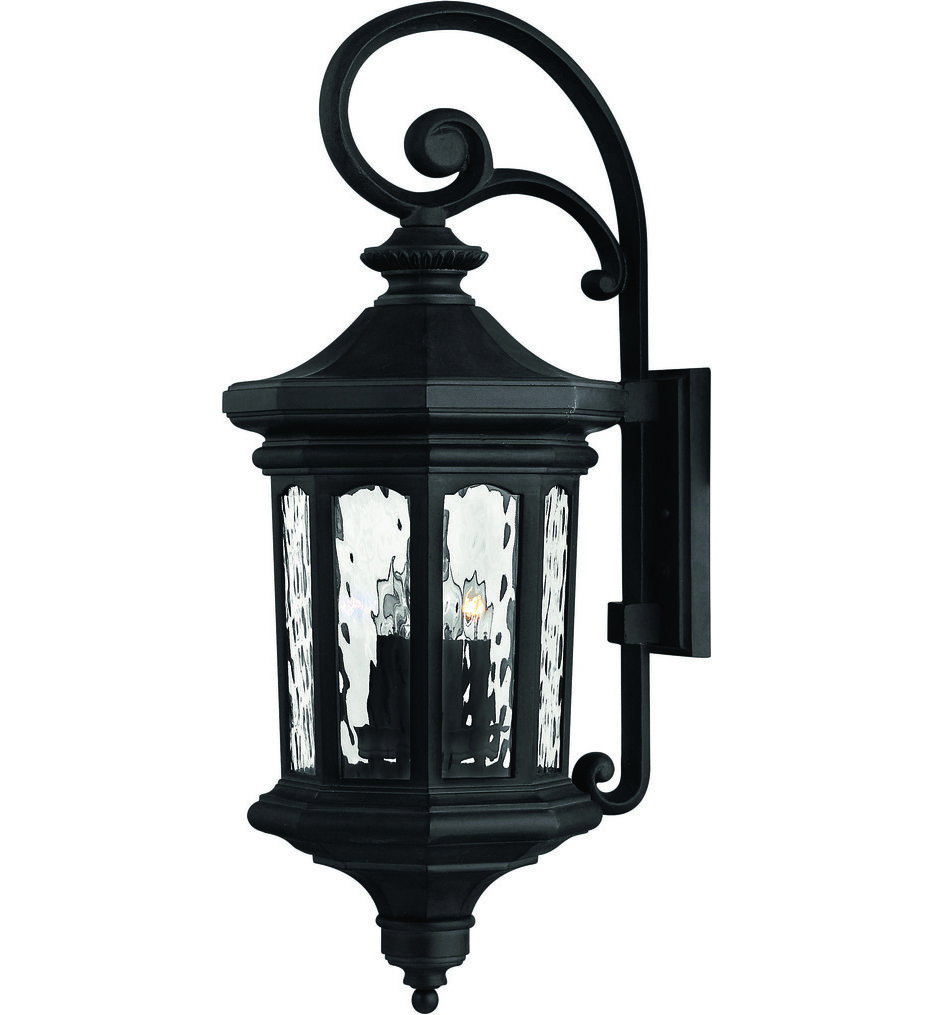 """Raley 31.5"""" Outdoor Wall Sconce"""