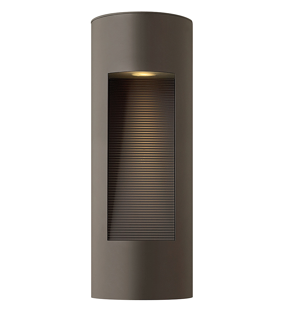 """Luna 16.75"""" Outdoor Wall Sconce"""