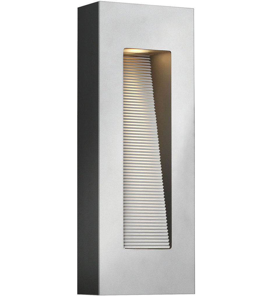 """Luna 16.25"""" Outdoor Wall Sconce"""