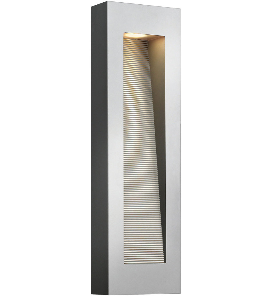 """Luna 24"""" Outdoor Wall Sconce"""