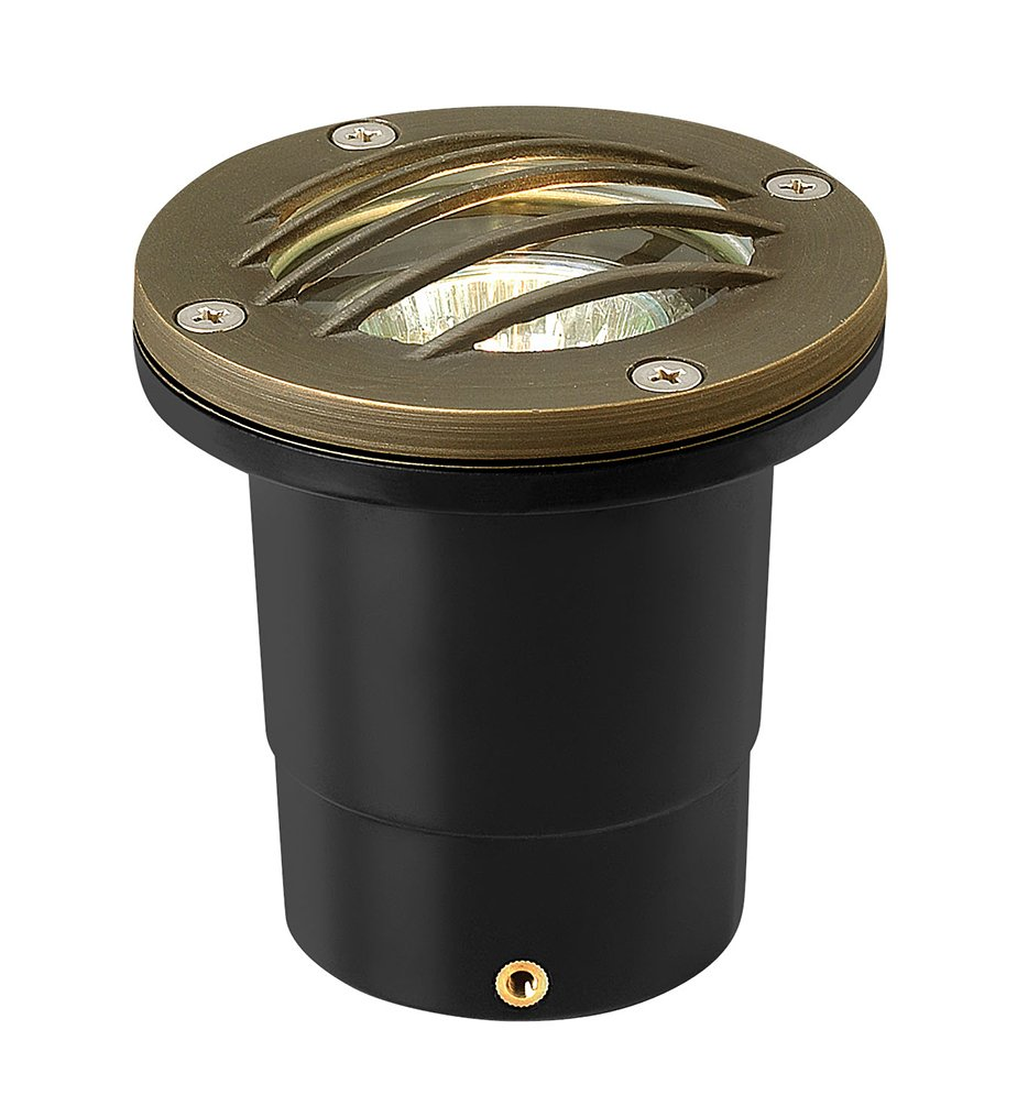 Hardy Island Low Voltage Grill Top Well Light