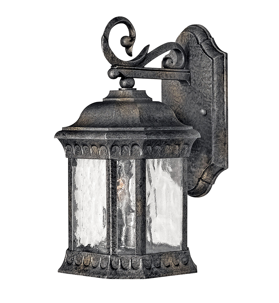 """Regal 13"""" Outdoor Wall Sconce"""
