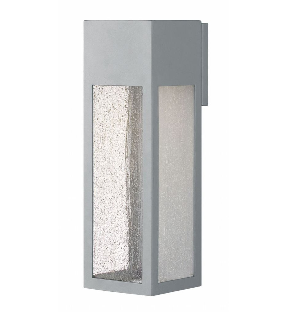 """Rook 15"""" Outdoor Wall Sconce"""