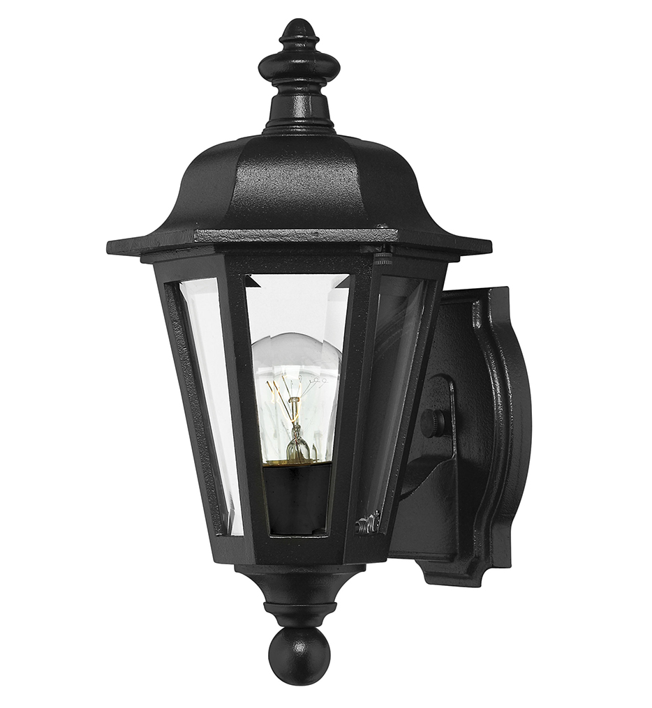 """Manor House 12"""" Outdoor Wall Sconce"""