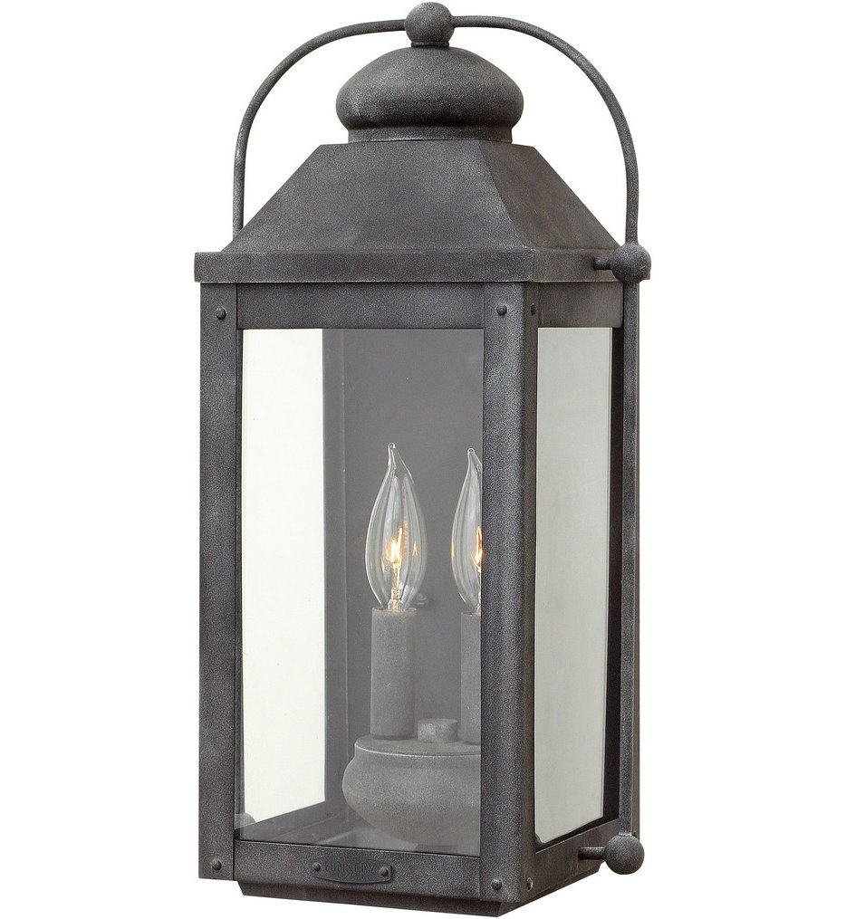"""Anchorage 17.75"""" Outdoor Wall Sconce"""