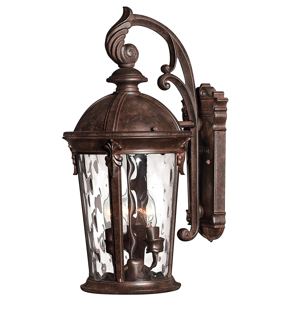 """Windsor 20.75"""" Outdoor Wall Sconce"""