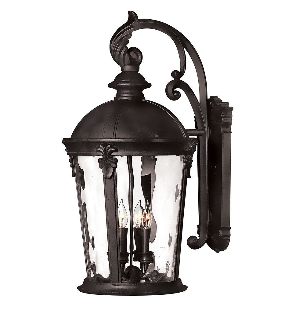 """Windsor 25.75"""" Outdoor Wall Sconce"""
