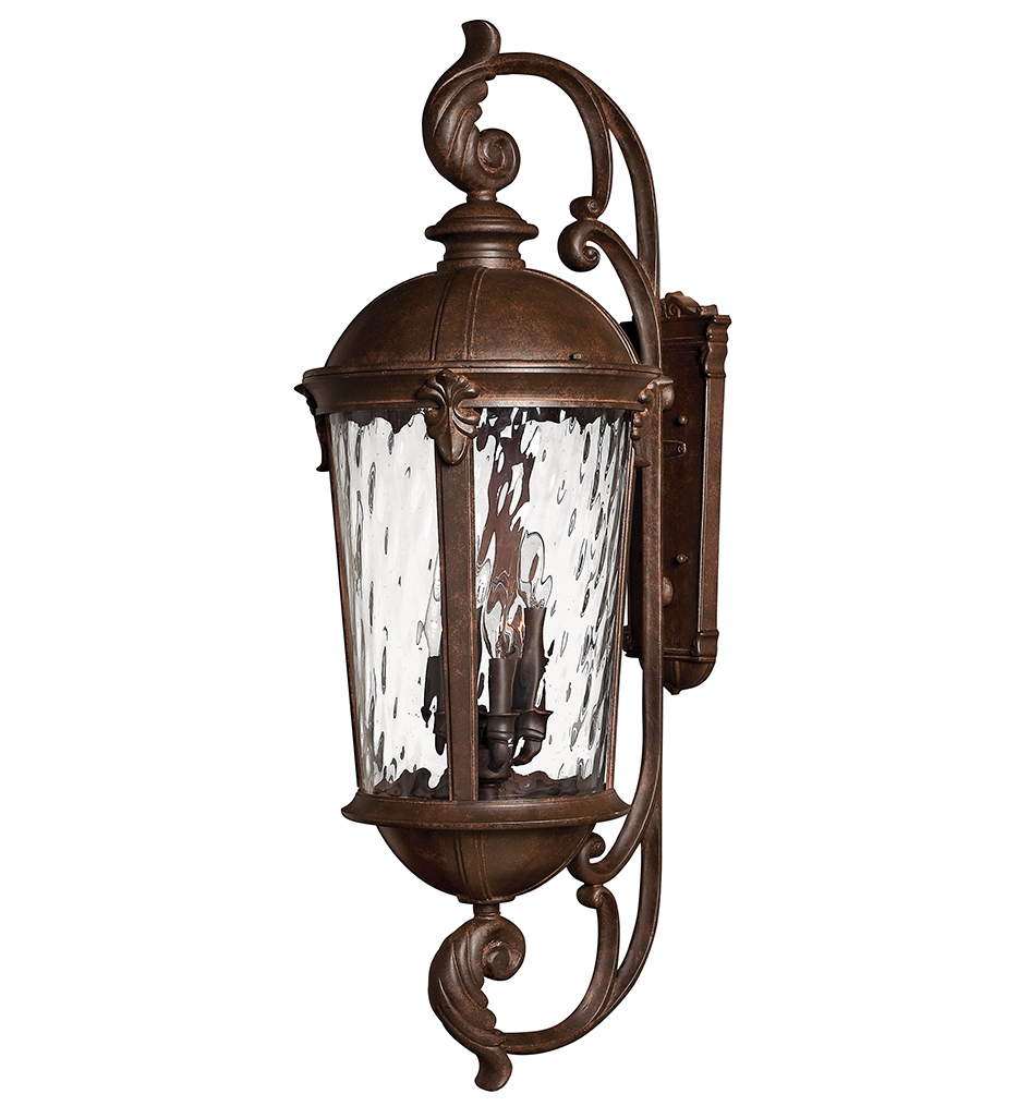 """Windsor 42"""" Outdoor Wall Sconce"""