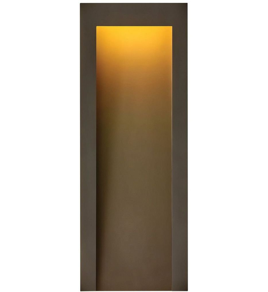 """Taper 24"""" Outdoor Wall Sconce"""
