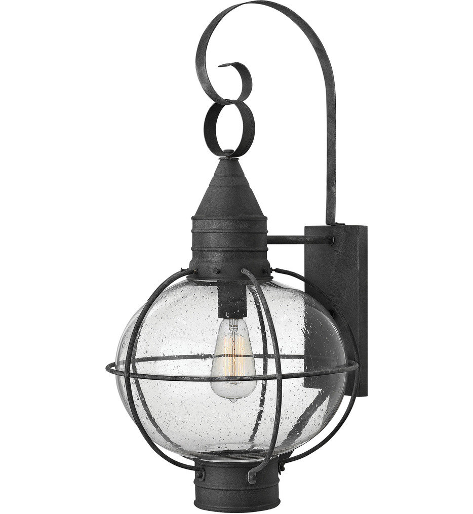 """Cape Cod 26.75"""" Outdoor Wall Sconce"""