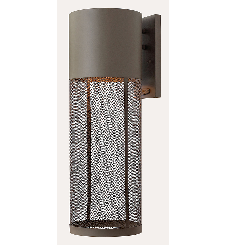 """Aria 21.75"""" Outdoor Wall Sconce"""