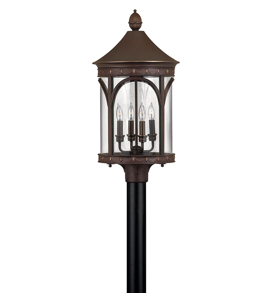Lucerne Incandescent Outdoor Post Light