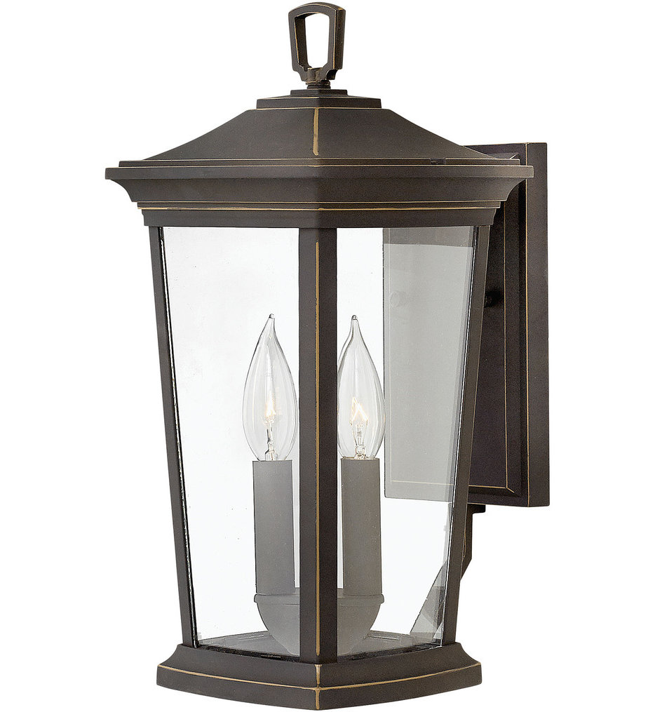 """Bromley 15.5"""" Outdoor Wall Sconce"""