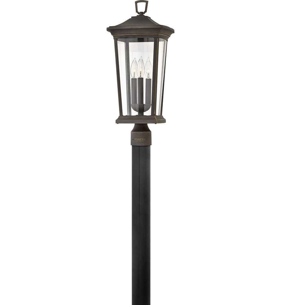Bromley 3 Light LED Outdoor Post Mount