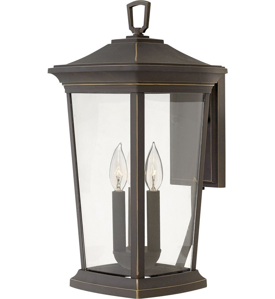 """Bromley 19.25"""" Outdoor Wall Sconce"""