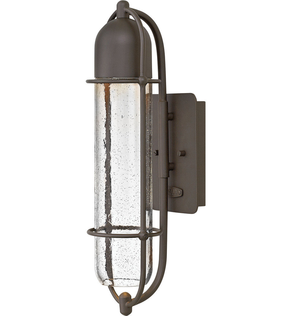 """Perry 19.75"""" Outdoor Wall Sconce"""