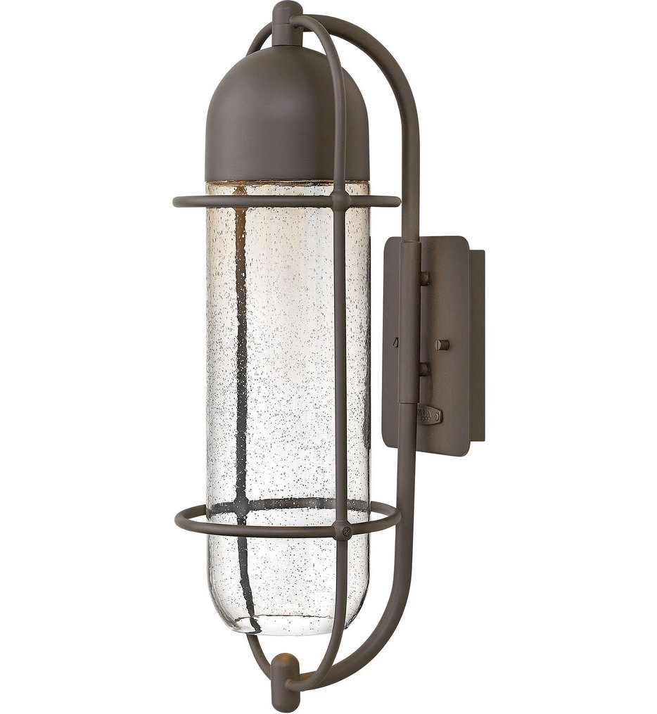 """Perry 24"""" Outdoor Wall Sconce"""