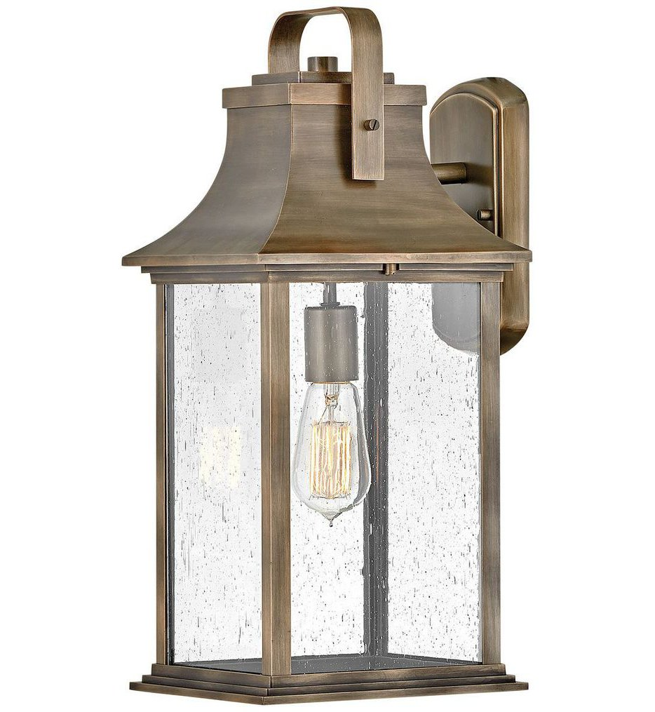 """Grant 19"""" Outdoor Wall Sconce"""