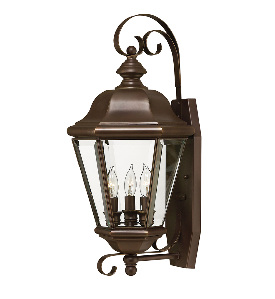 """Clifton Park 21.5"""" Outdoor Wall Sconce"""