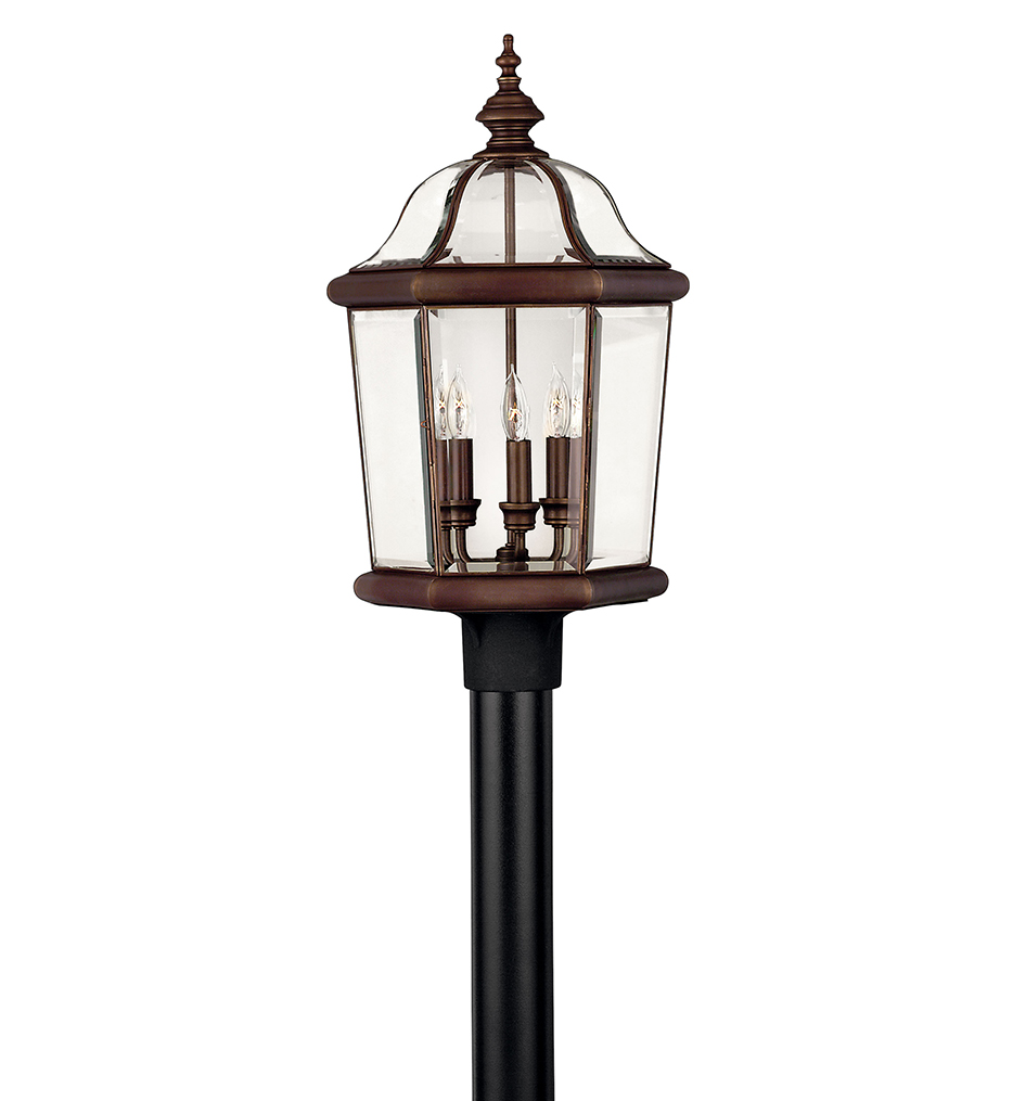 Augusta Large Outdoor Post Light