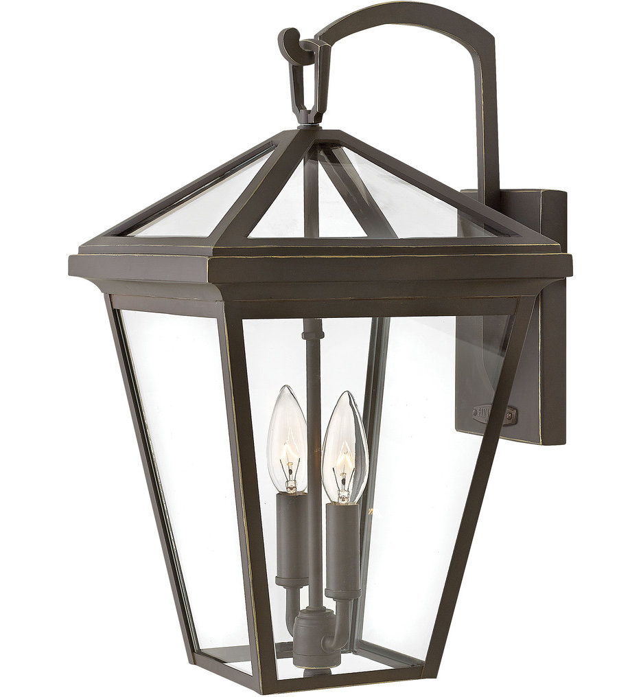 """Alford Place 17.5"""" Outdoor Wall Sconce"""