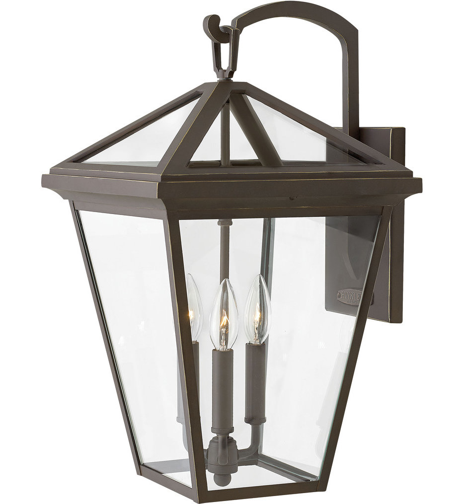 """Alford Place 20.5"""" Outdoor Wall Sconce"""