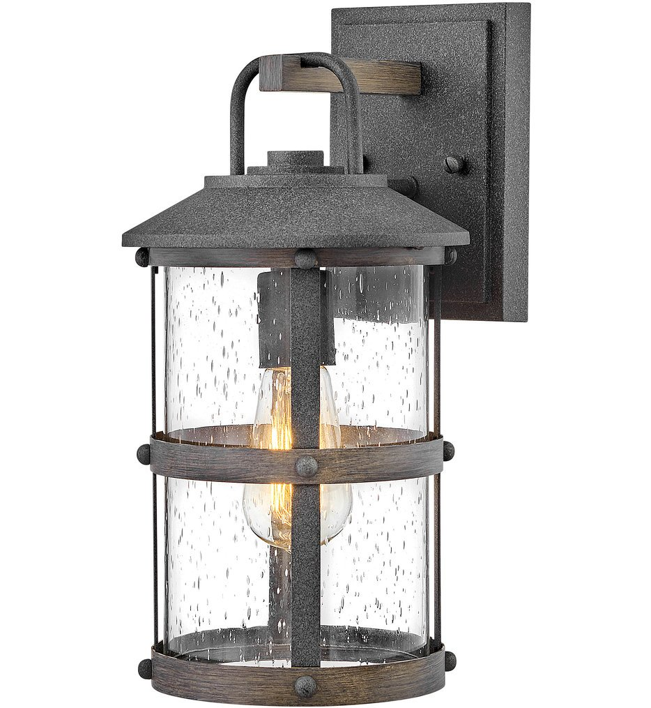 """Lakehouse 14.5"""" Outdoor Wall Sconce"""
