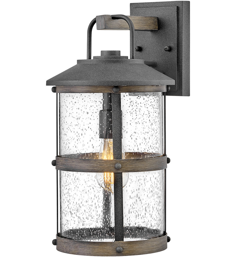 """Lakehouse 17.25"""" Outdoor Wall Sconce"""