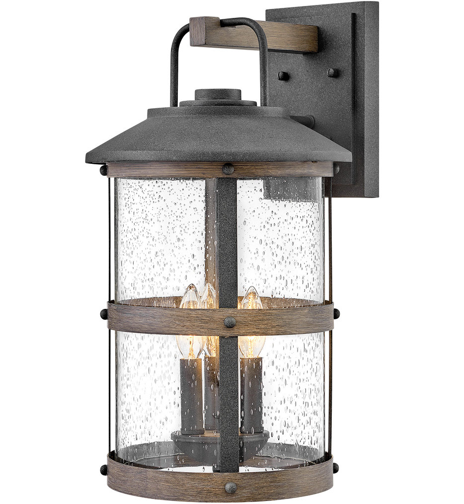 """Lakehouse 19.75"""" Outdoor Wall Sconce"""