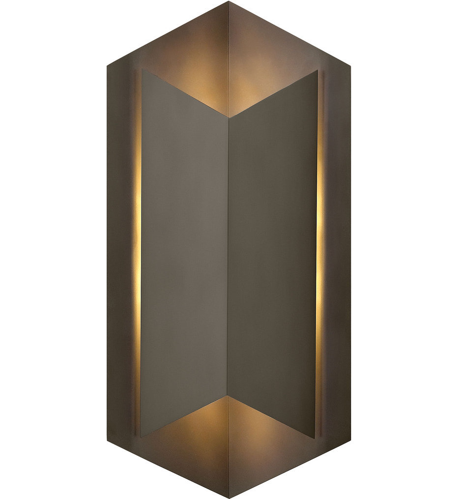 """Lex 22"""" Outdoor Wall Sconce"""
