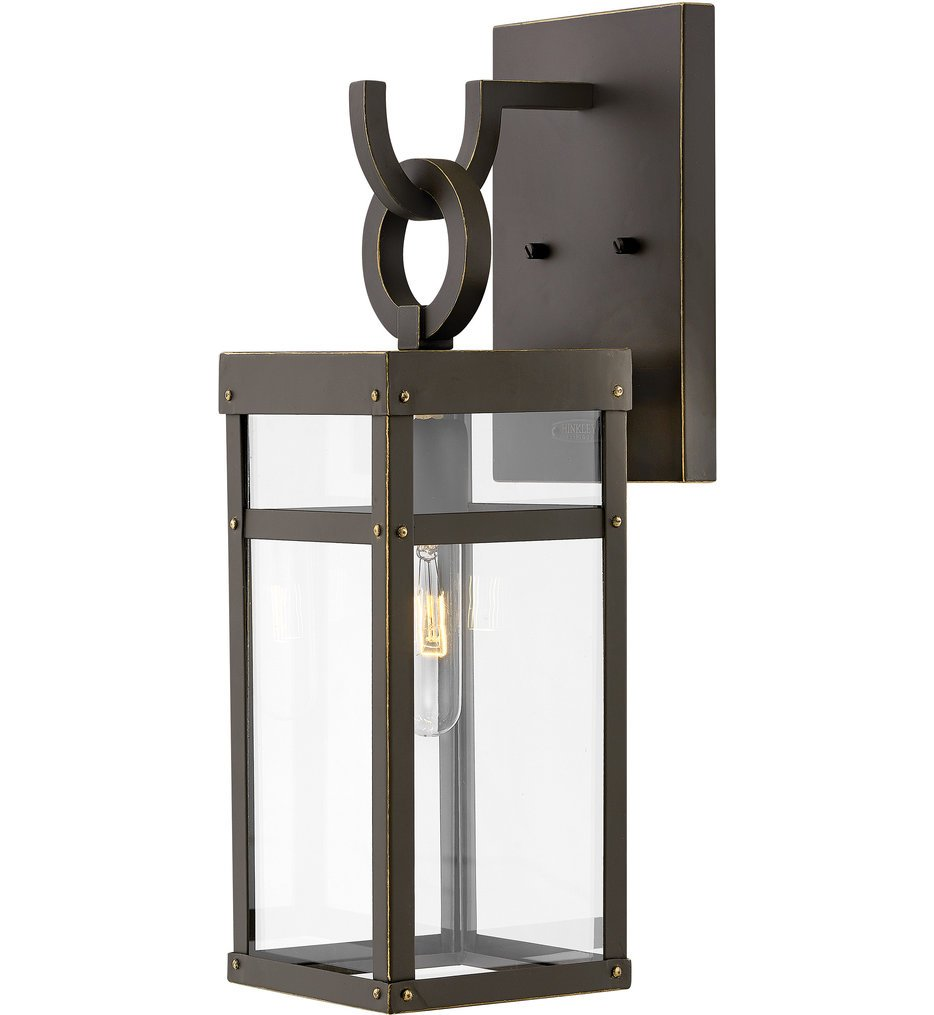 "Porter 18.5"" Outdoor Wall Sconce"