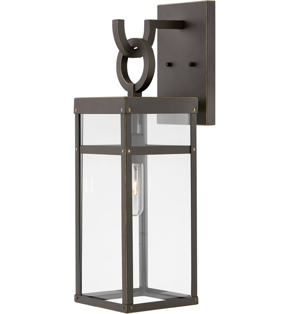 """Porter 22"""" Outdoor Wall Sconce"""