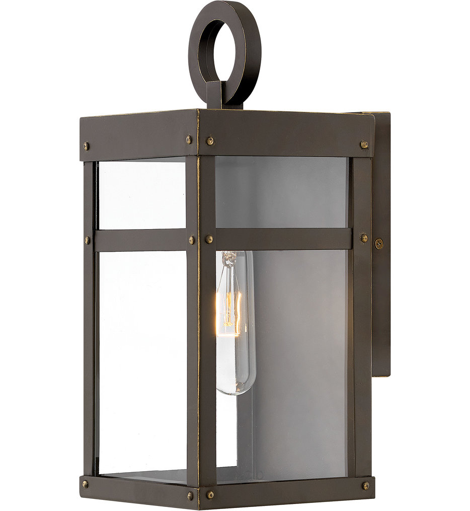 """Porter 13"""" Outdoor Wall Sconce"""
