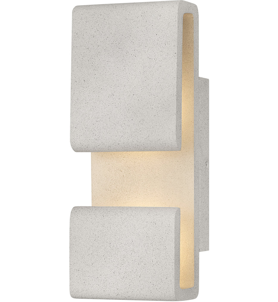 """Contour 15"""" Outdoor Wall Sconce"""