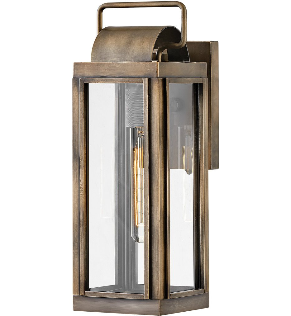 "Sag Harbor 16.25"" Outdoor Wall Sconce"