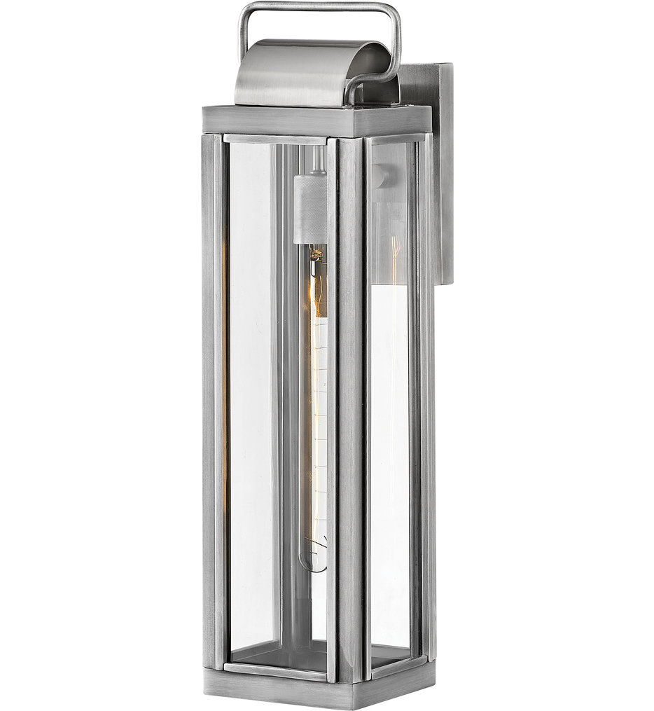 """Sag Harbor 21.25"""" Outdoor Wall Sconce"""