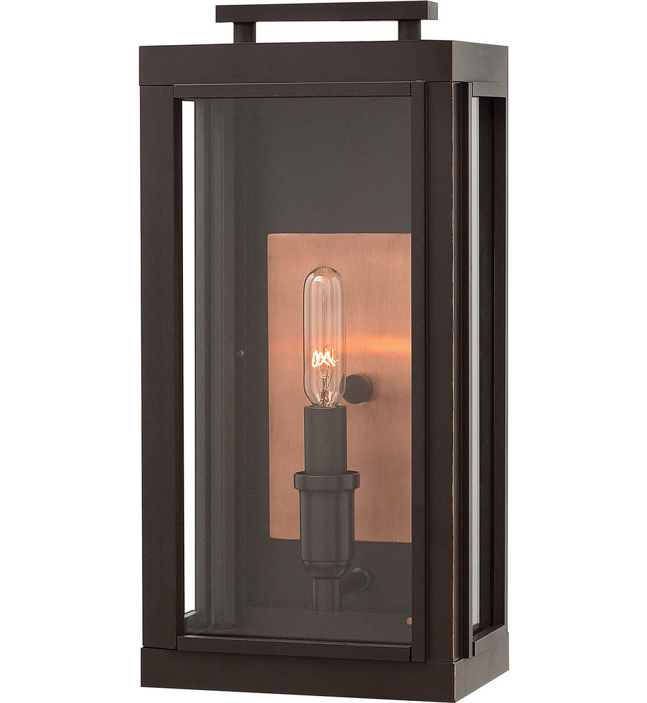 """Sutcliffe 14"""" Outdoor Wall Sconce"""
