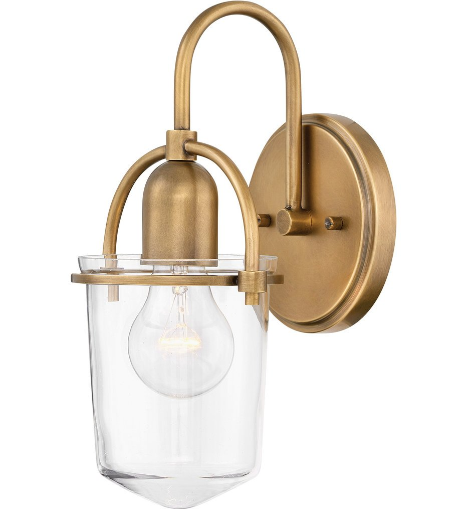 """Clancy 11.25"""" Wall Sconce"""