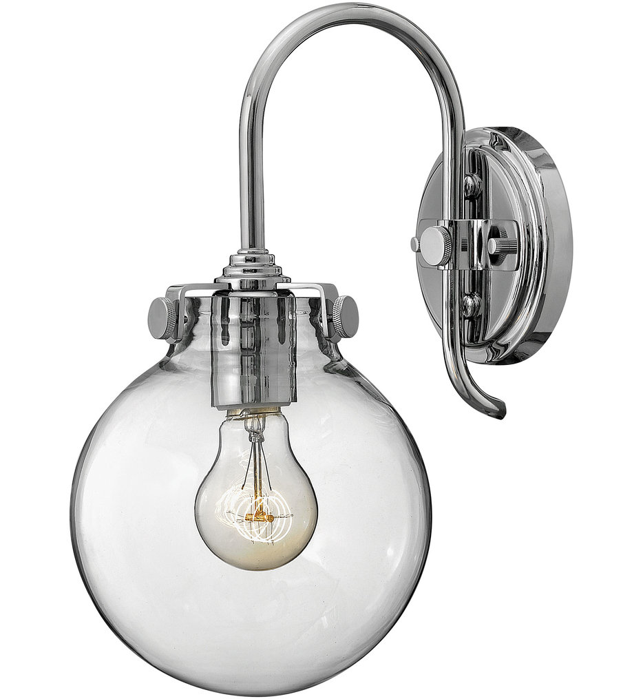 """Congress 13.5"""" Wall Sconce"""