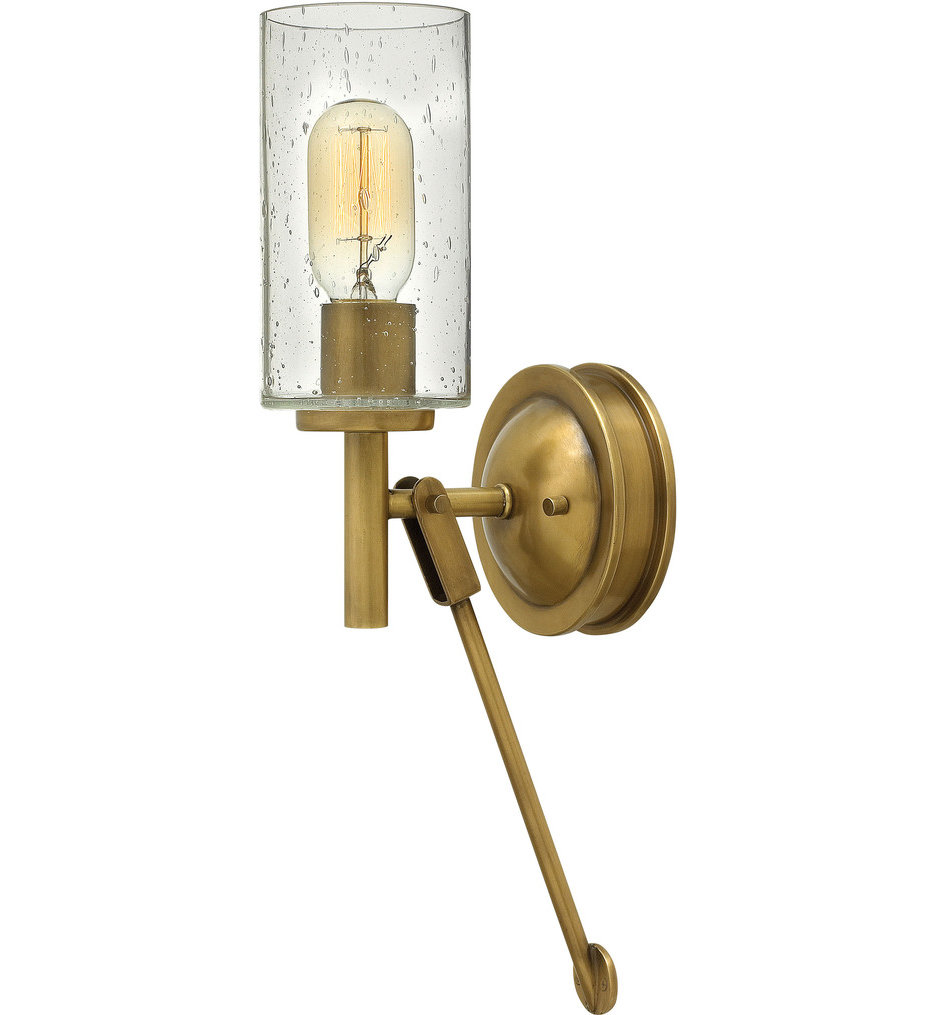 """Collier 16.75"""" Wall Sconce"""